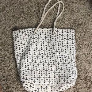 Handbags - Large anchor tote bag